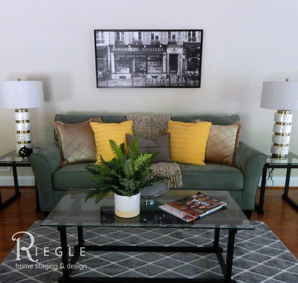 Staging Livingroom