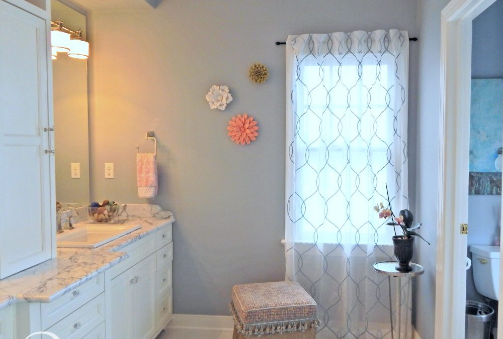 Redesigned Bathroom