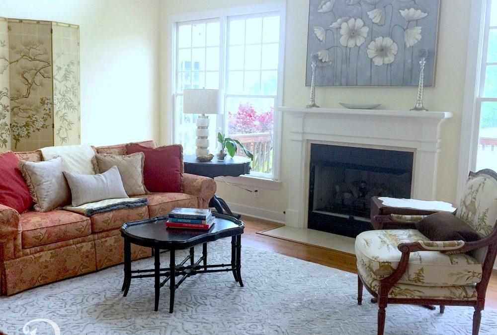 Home Staging Livingroom